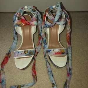 Bamboo Colorful Wrap Wedges